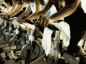 Maraton de spinning en Ferrer Sport Center