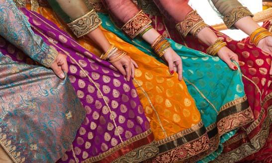 Taller de henna y bollywood para niños