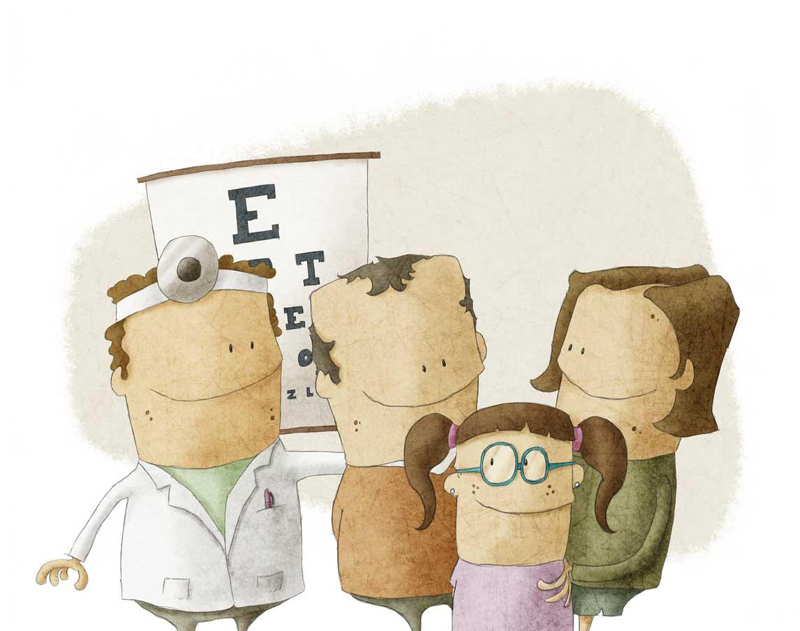 El 80% del fracaso escolar se debe a problemas visuales