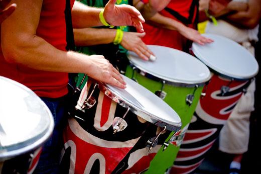 El Carnaval de Brasil llega a Logroño