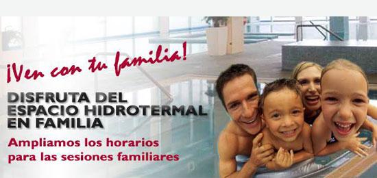 SPA en familia: horarios especiales en Pascua