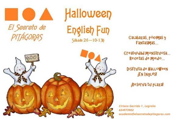 Halloween en el secreto de pitagoras