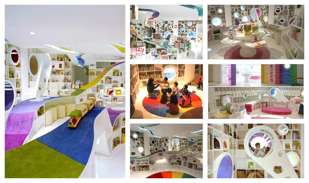 Libreria infantil Beijing Kids Republic