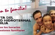 Relájate en familia: SPA de Lobete