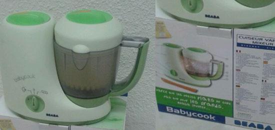 Se vende: robot de cocina Babycook