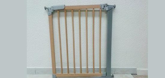Se vende: barrera protectora para puertas