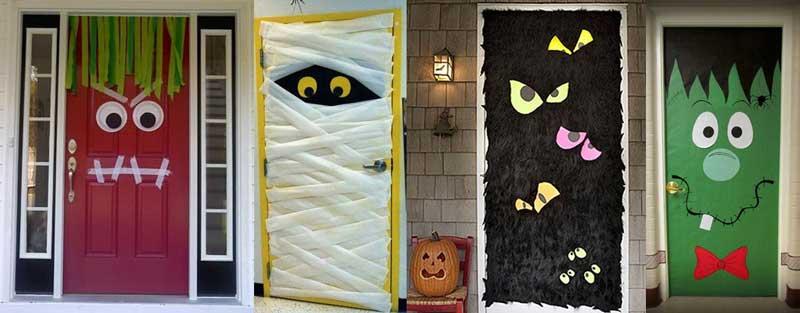 decoracion-puertas-Halloween