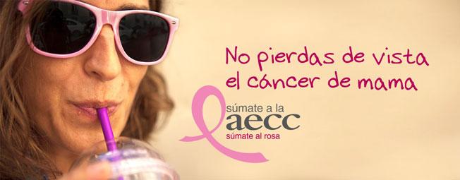 No pierdas de vista el cancer de mama