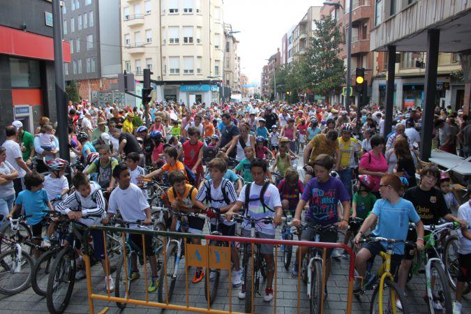 Participa en el Día de la Bicicleta de Arnedo