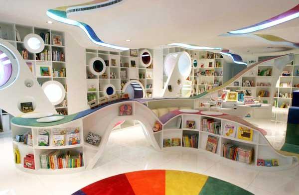 Una librería donde dejar volar la imaginación