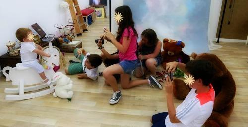 talleres infantiles fotografia Carmen Esteban
