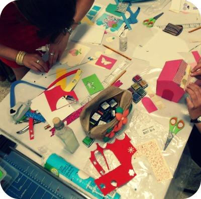 Talleres Navidad en Didac