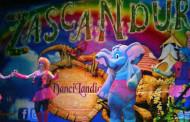 Zascanduri, espectáculo infantil de música y baile