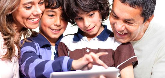 """Café-Tertulia: """"Las mejores apps para niños"""""""