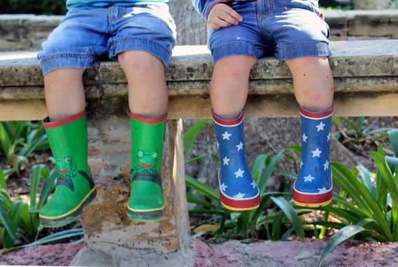 Ideas para hacer con niños durante una tarde de lluvia o frio en La Rioja