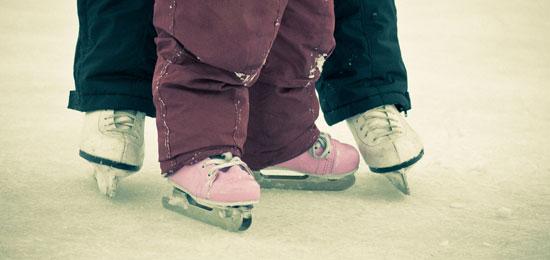 La pista de hielo, a 1 euro los domingos