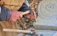 Taller de grabado en piedra