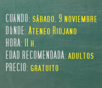 Club de lectura Casa de Tomasa en el Ateneo Riojano