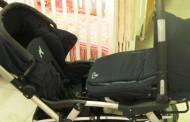 Se vende: carrito para gemelos Jané