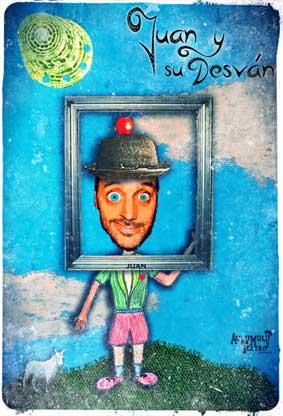 teatro publico familiar Juan-y-su-desvan compañía Aumululu