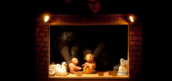 Una obra de títeres despedirá el Festival Teatrea