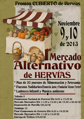 Mercado alternativo Hervias