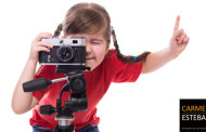 Talleres infantiles de fotografía en Navidad