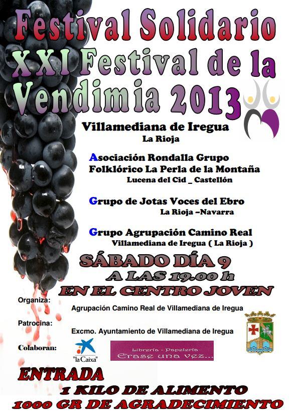 Fiesta de la Vendimia en Villamediana
