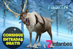 Consigue entradas para Frozen