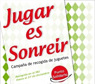 Imagen de la campaña recogida juguetes Gobierno de La Rioja