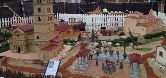 Programa de actos navideños en Calahorra