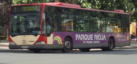 Horarios del autobús urbano en Navidad