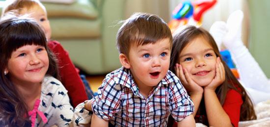 Cuentos comentados para niños de 3 y 4 años