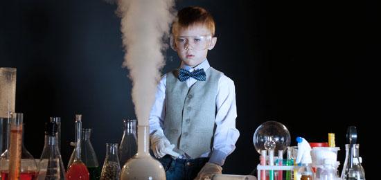 Navidades científicas en la Casa de las Ciencias