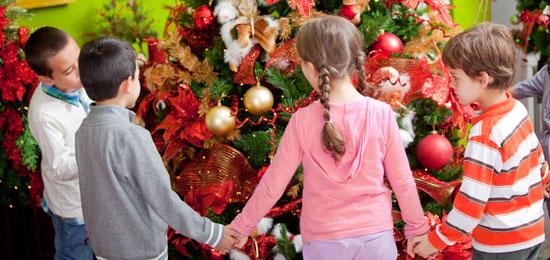 Solidaridad riojana en Navidad
