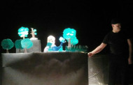 Teatro de títeres en la CNT