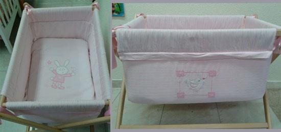 Se vende: minicuna para bebé
