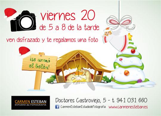 Foto gratis Navidad Carmen Esteban