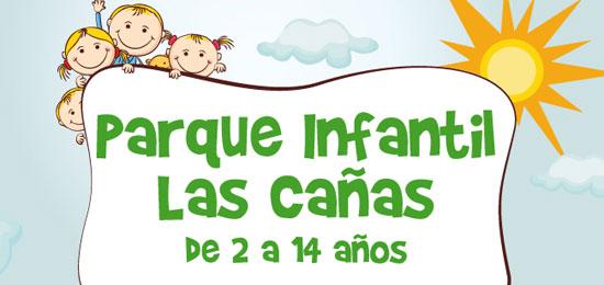 Parque infantil en Las Cañas