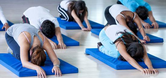 Clases de pilates, gimnasia y GAP gratuitas