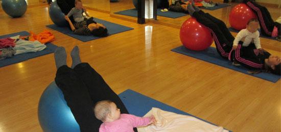 Practica ejercicio con tus hijos en Equilibrio