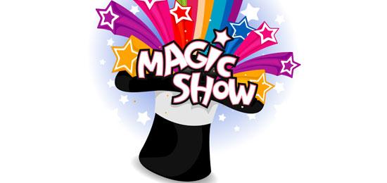 Espectáculo de magia en Kiddy Fun