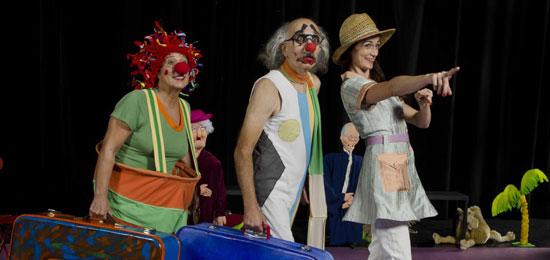 Programación infantil del Teatro Bretón