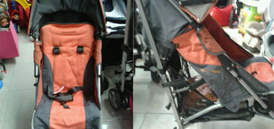 Se vende: silla Mac Laren Quest