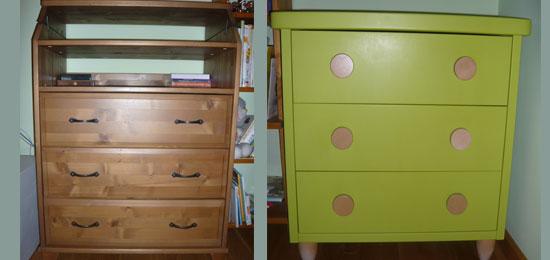 Se vende: muebles infantiles