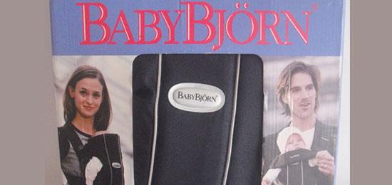 Se vende: mochila Baby Björn