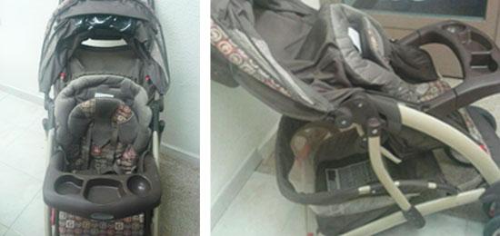 Se vende: silla de paseo Gracco