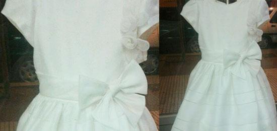Se vende: vestido comunión