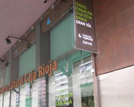 Centro Cultural Caja Rioja Gran Vía