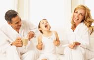 Ríete con tus hijos. Risoterapia en familia